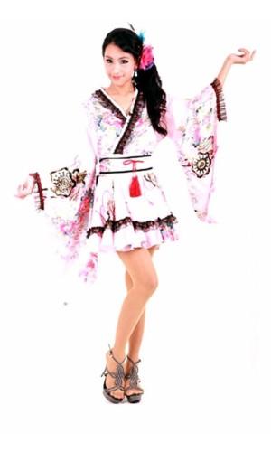 Beautiful Pink Kimono Kimono Dresses