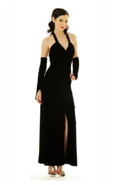 Black Evening Dress Long Dresses
