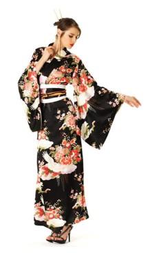 Black Kimono Dress Kimono Dresses