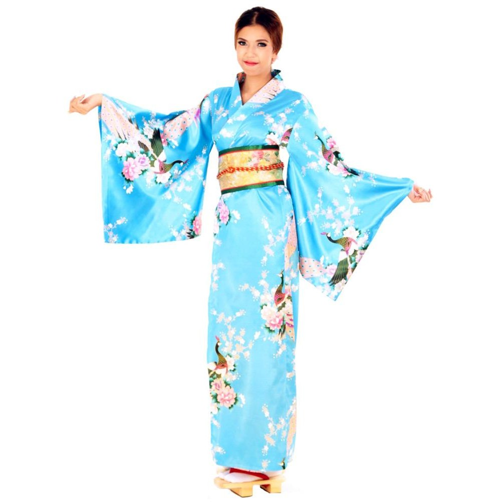 Look so stylish and trendy in plus size accessories like the Blue Floral Kimono available in sizes at skytmeg.cf