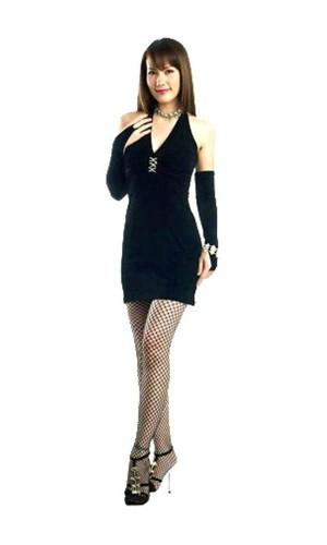 Chic Black Party Dress Short Dresses