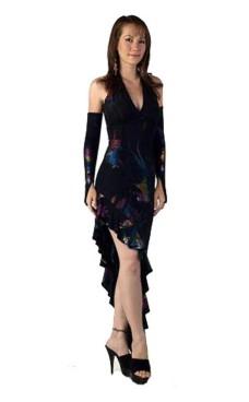Glamorous Salsa Dress