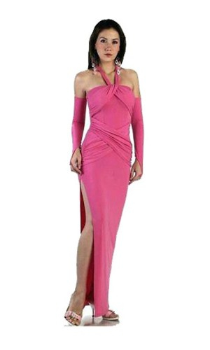 Gorgeous Pink Dress Long Dresses