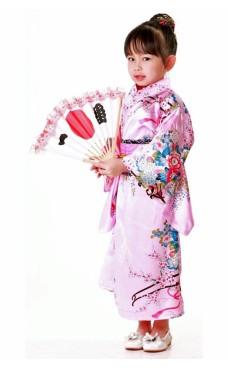Japanese Kimono Kids Dress Children's Kimono Dresses