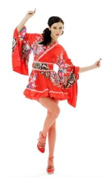 Kimono Mini Dress Kimono Dresses
