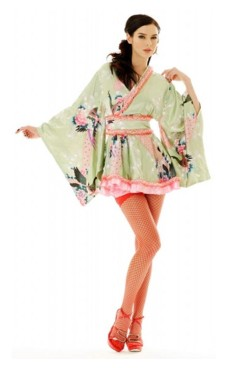 Mini Kimono Costume Kimono Dresses