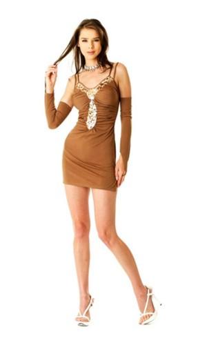 Olive Green Short Dress Short Dresses