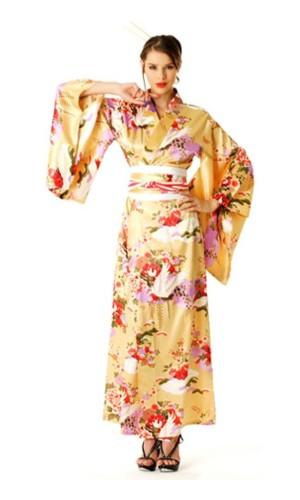 Peach Kimono Dress Kimono Dresses