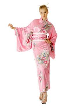 Pink Kimono Dress Kimono Dresses
