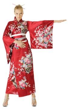 Red Kimono Dress Kimono Dresses