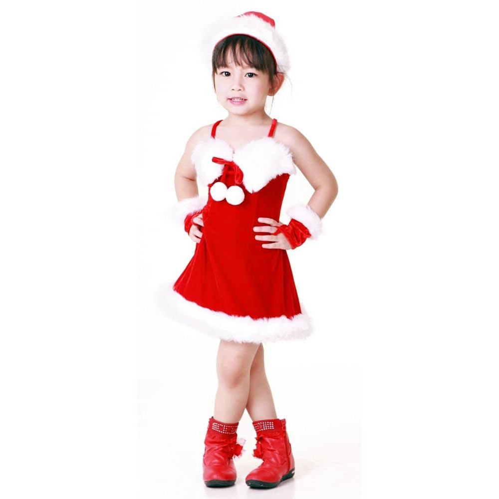 024b4fbcaa2 Santa Kids Dress