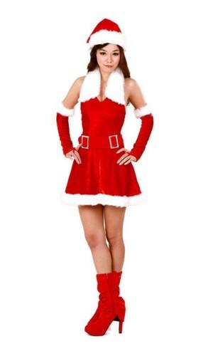 Santa's Helper Dress Christmas Dresses