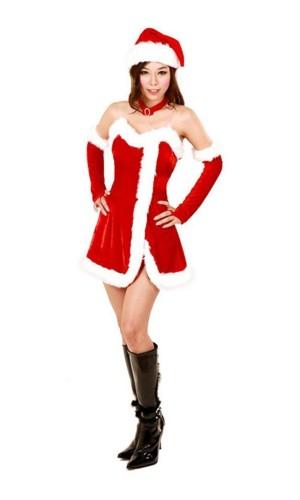 Santa's Mistress Dress Christmas Dresses