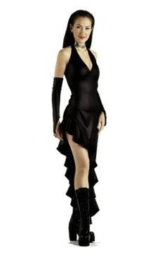 Sexy Black Dance Dress