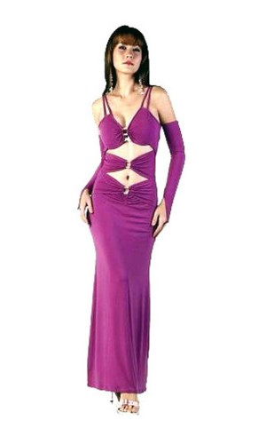 Sexy Purple Dress Long Dresses