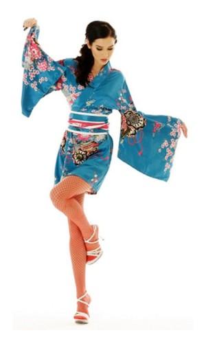Short Turquoise Kimono Dress Kimono Dresses