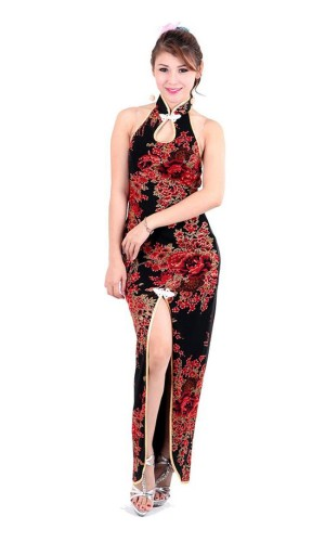 Stylish Black Asian Dress Asian Dresses