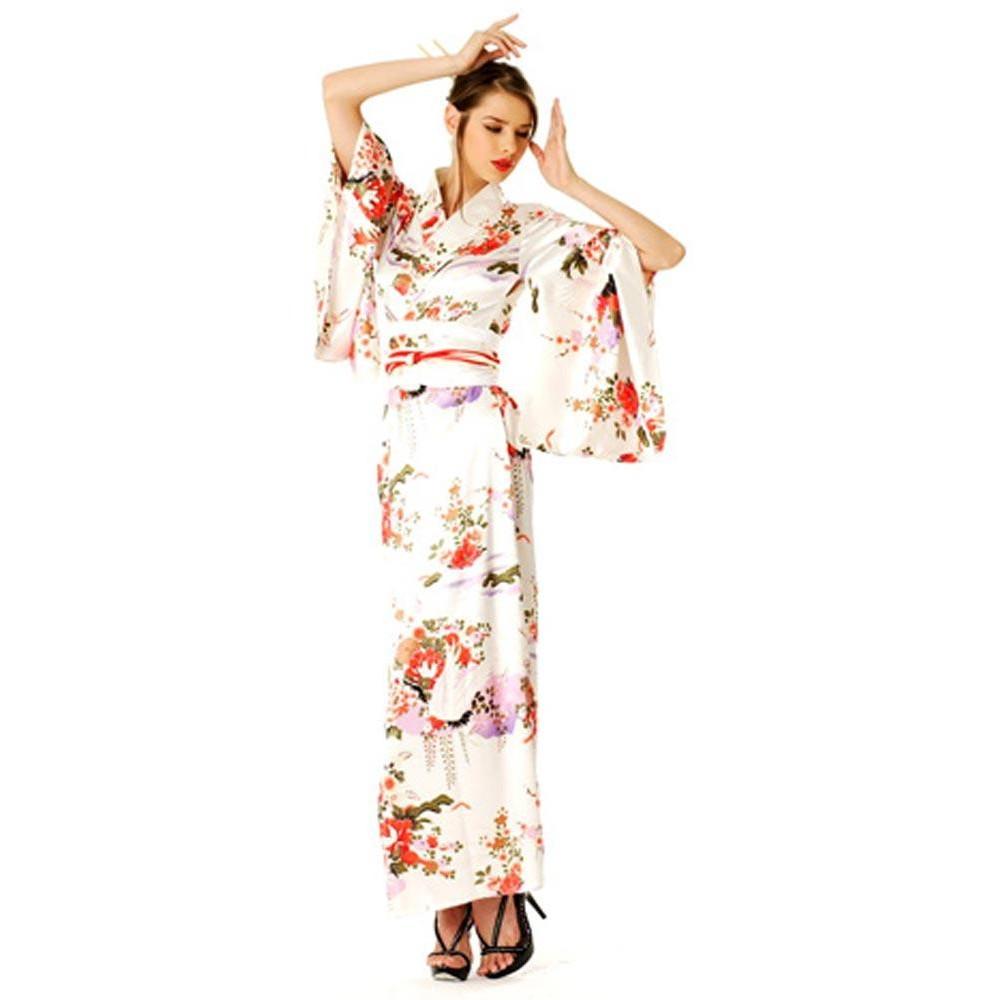 Kimono Clothing Kimono Dresses White Kimono