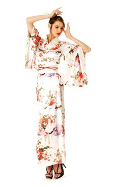 White Kimono Dress Kimono Dresses