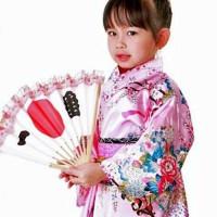 Children's Kimono Dresses